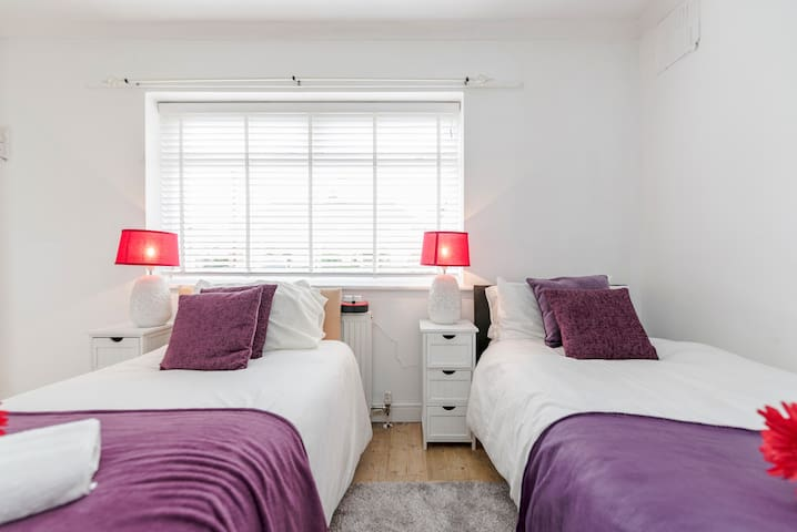 The Heritage Dagenham Luxury apartment