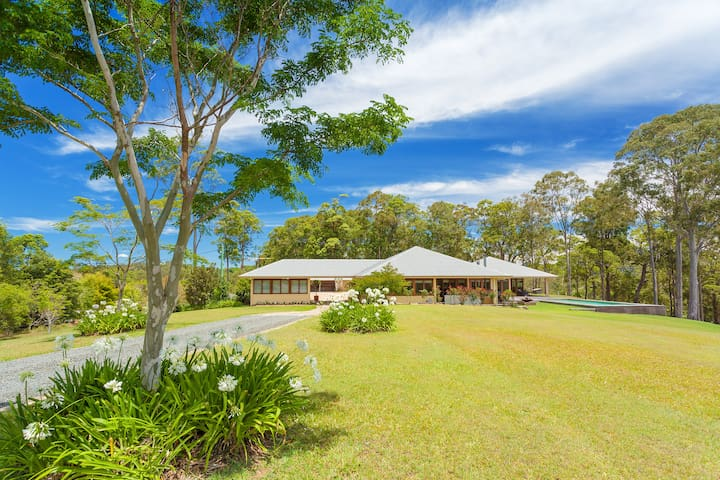 Beautiful room in rural setting - Tinbeerwah - Bed & Breakfast