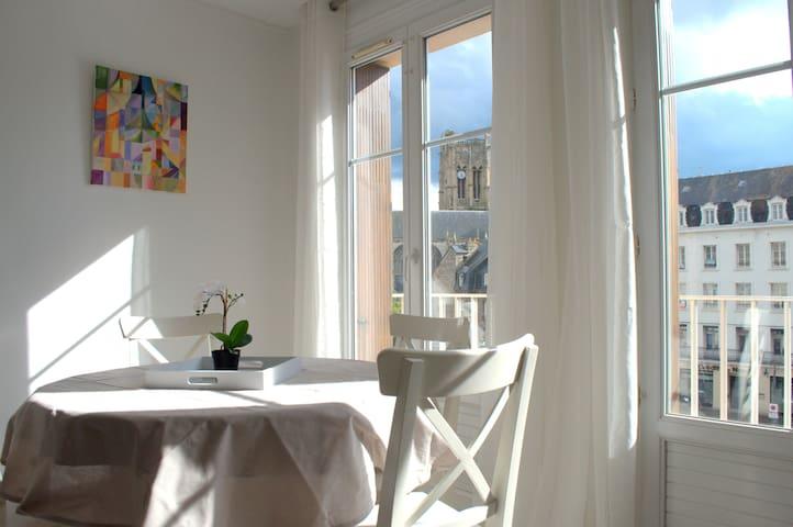 Les Cerfs Volants *** Appartement avec Balcon