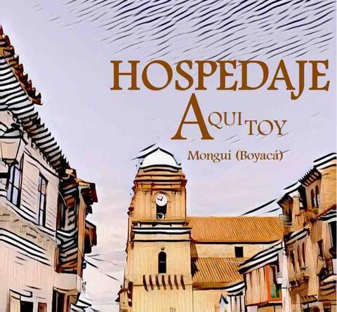 Hospedaje Aquitoy -  Monguí (Boyacá)