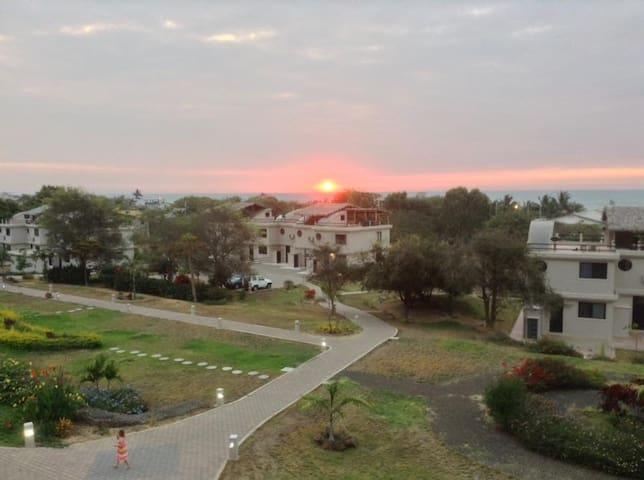 Vistazul San Clemente Manabi Ecuador.