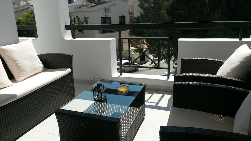 Flat for family vacation - Larnaca - Apartamento