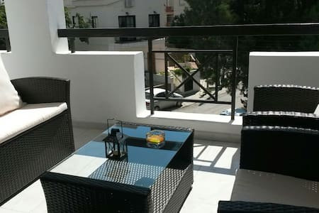 Flat for family vacation - Larnaca - Apartemen