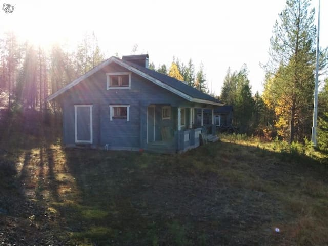 Kimppa-kämppä / Kimppa-cabin - Kolari - Cabaña