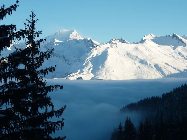 arcs 1800 le charvet ski aux pieds - Bourg-Saint-Maurice - Departamento