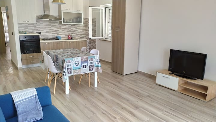 Comfortable apartment-Appartamento vista mare