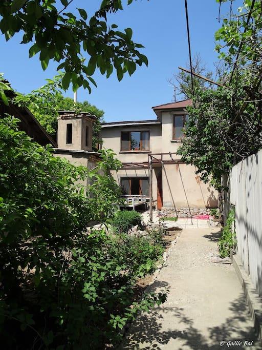 ShymArt Guest House à Shymkent, Kazakhstan