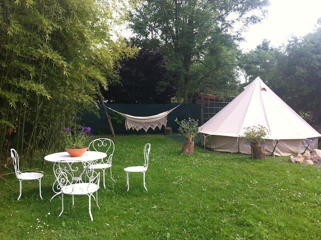 Tente du désert aménagée confort - Limoges - Teltta