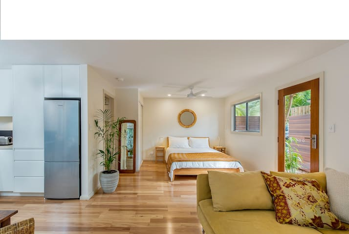Byron Bamboo Studio - Byron Bay - Appartement