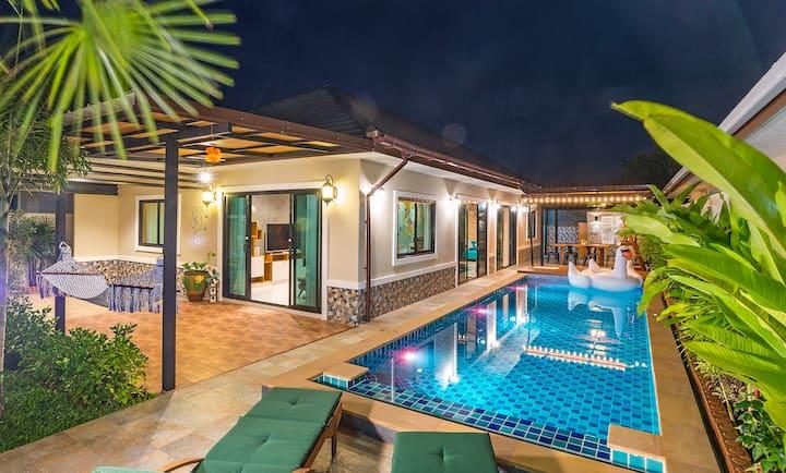 Villa de Sea Aonang