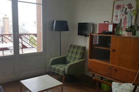 Appartement T2 charmant, lumineux - Hôtel de Ville