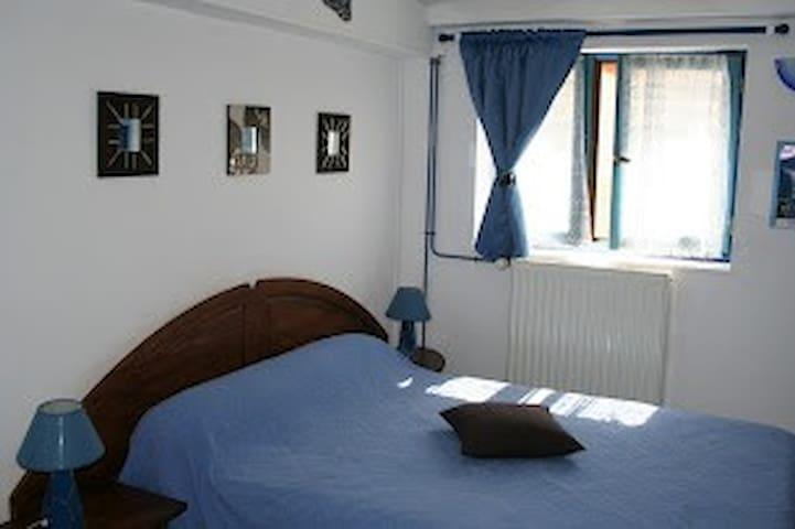 Gîte 4 p. avec piscine - Lamastre - Apartamento