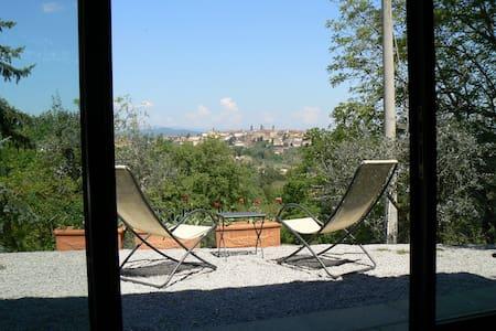 Romantic spot in Tuscany - Monte San Savino - Lejlighed