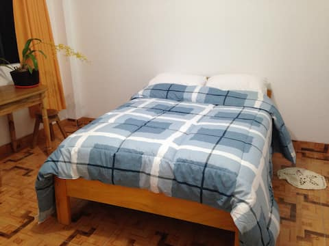 Brazil & Peru couple with a room available
