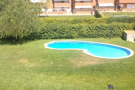 Nice room with garden swiming pool - Sant Quirze del Vallès