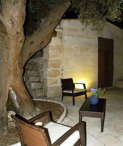 Lamia in pietra nella campagna - Villa Castelli - Lain-lain