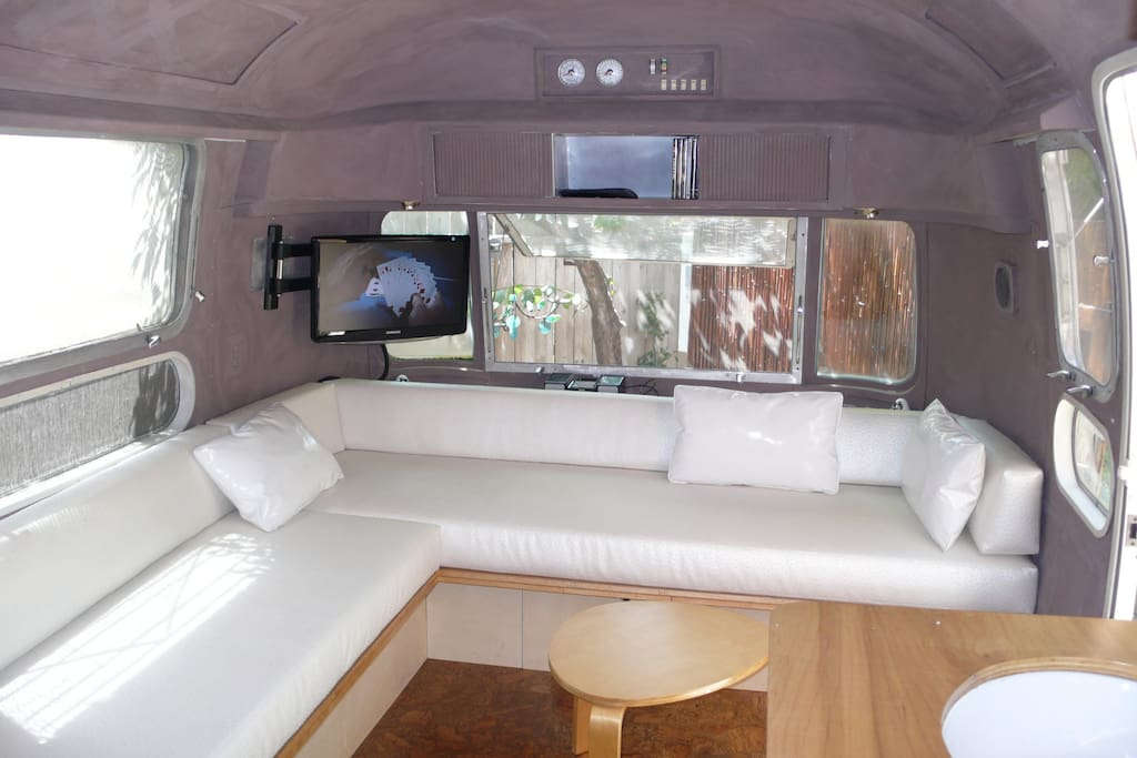 eco airstream interior