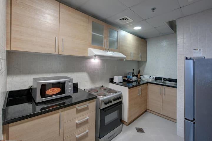 Big Two bedroom apartments - Breakfast- Beach