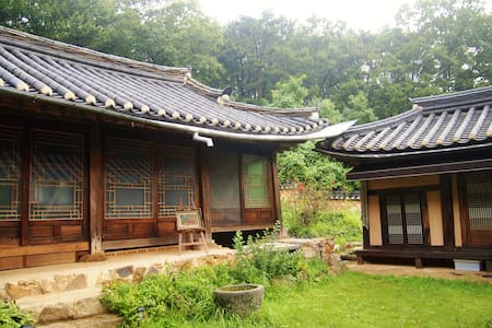 Hanok stay near Incheon airport - Jung-gu
