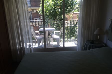 Sunny Studio at Recoleta's Heart - Buenos Aires - Appartement