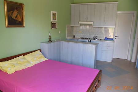 Rent a studio in Alikes -Volos - Nees Pagases - Flat