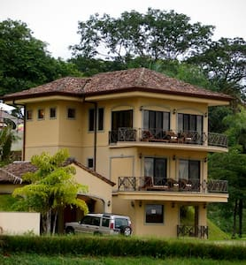 Nativa, located in the central Pacific Region of Costa Rica, is only 45 minutes from San Jose. It is the closets beach resort from the capital city. 3 bedroom 2 bath home fully furnished. Minimum 1 week stay $2450.00