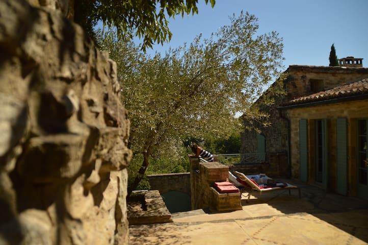 Charmante maison provençale - Castelnau-Valence - Hus
