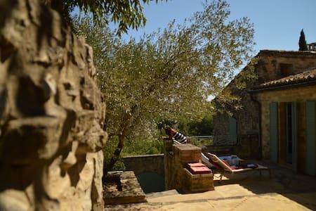 Charmante maison provençale - Castelnau-Valence