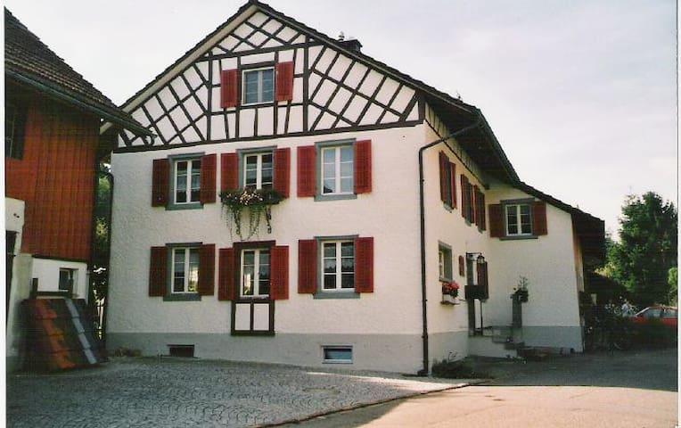 gemütliche Unterkunft auf dem Lande - Dinhard - House