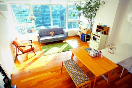 #3BR #Heart of Seoul #3mins to stn. - Jongno-gu - Apartment