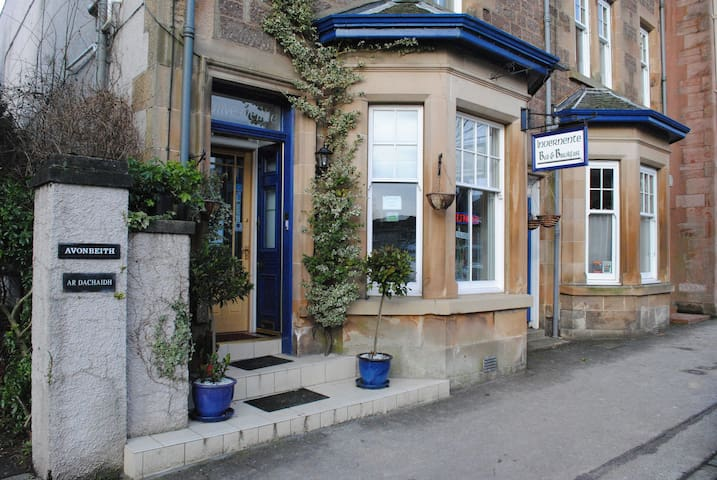 Dog friendly bed and breakfast: Callander Room