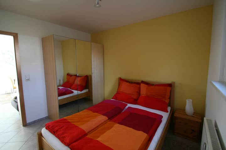 Ferienwohnung Nähe Europa-Park Rust - Wyhl - Appartement