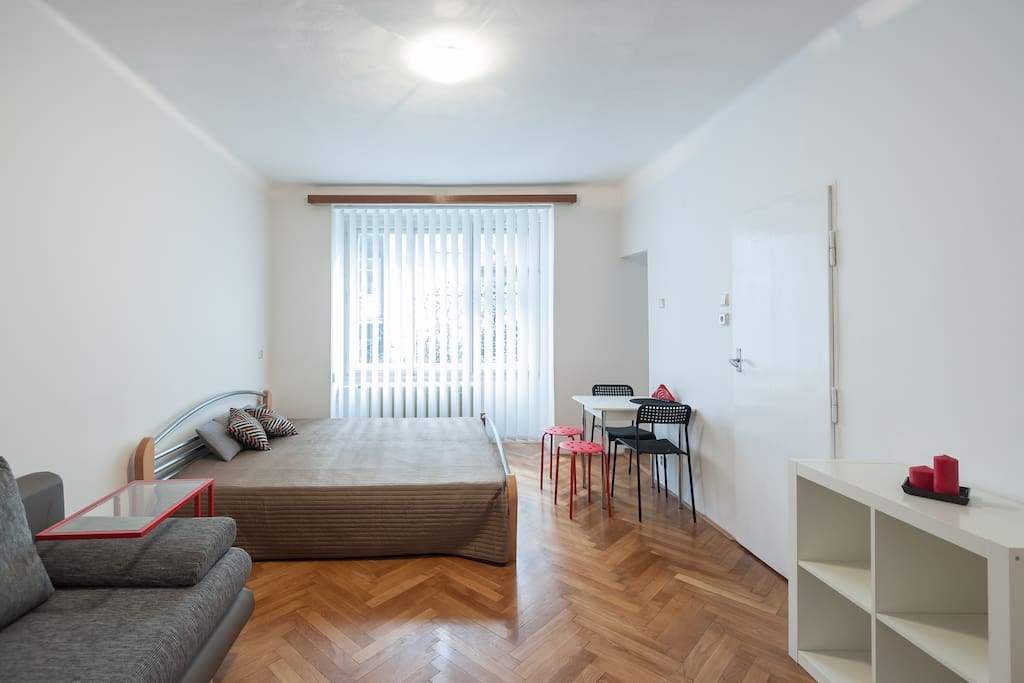 The best location to stay in prague apartments for for Best place to stay in prague