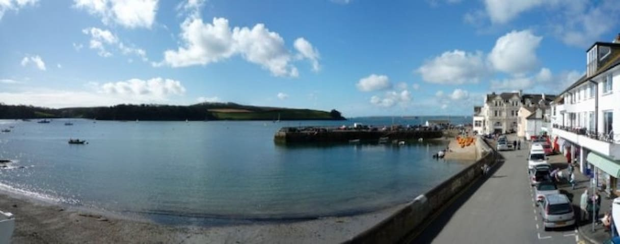 Luxury waterfront 3 bed penthouse  - Saint Mawes - Daire