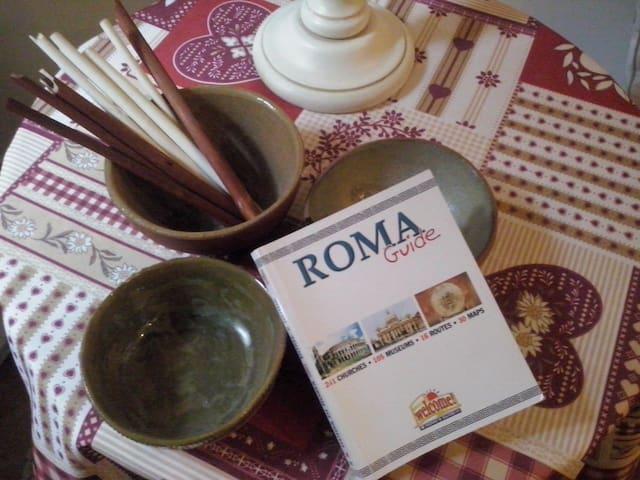 Rome center  trastevere apartment