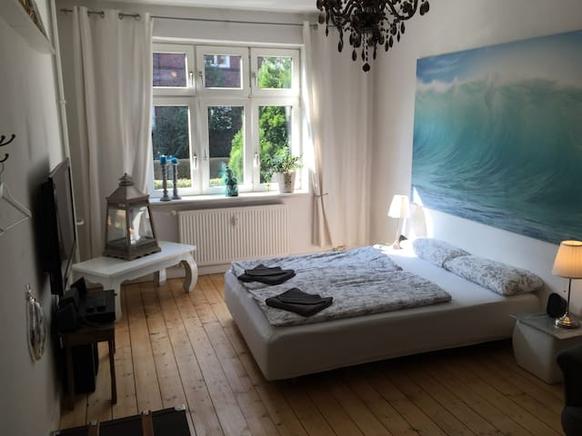 Calm room - In the heart of Hamburg - Hamburg