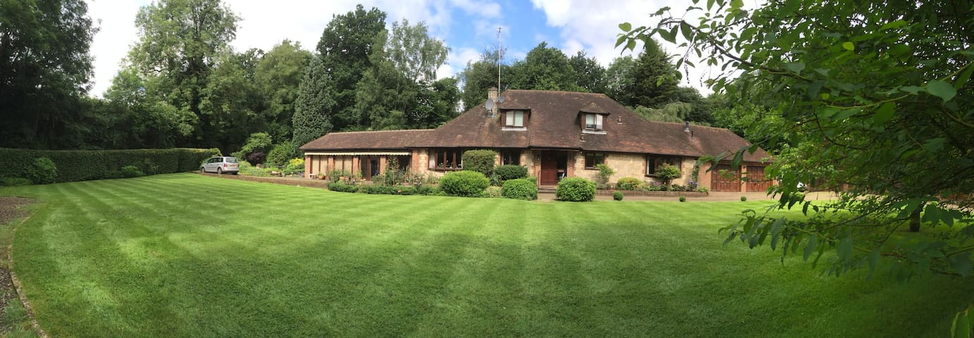 Rural house near London & M25 - Sevenoaks - Bungalow