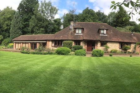 Rural house near London & M25 - Sevenoaks - บังกะโล