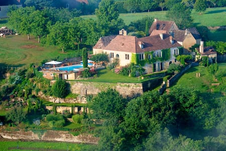 Luxury Villa in the Dordogne. - Ev