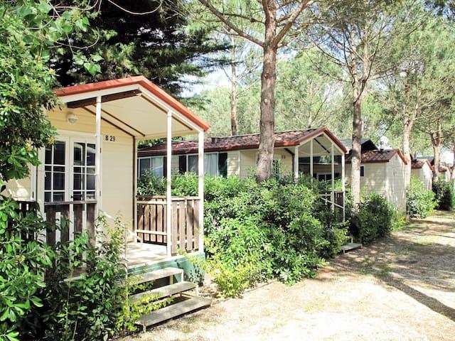 Mobile home Campeggio del Forte for 2 persons