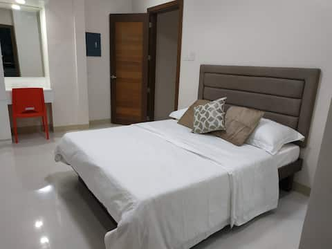 Red-Corner Residences, Standard Double Occupancy