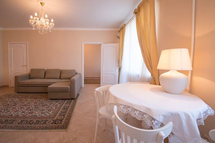 Двухкомнатная в самом центре города - Kazan' - Apartamento
