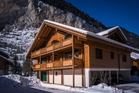 Beautiful home with a Big Big view! - Lauterbrunnen