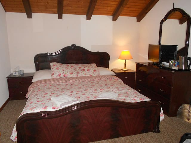 B&B Harry's Haven - Port-Valais - Penzion (B&B)