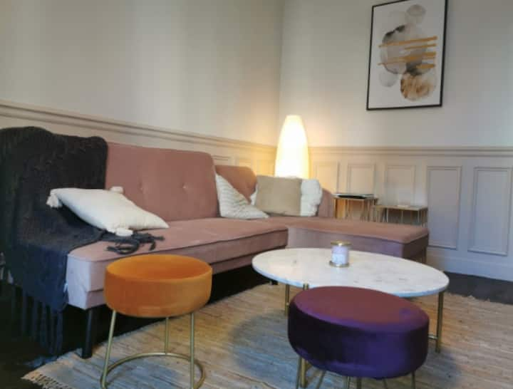 High-standard apartment in Boulogne