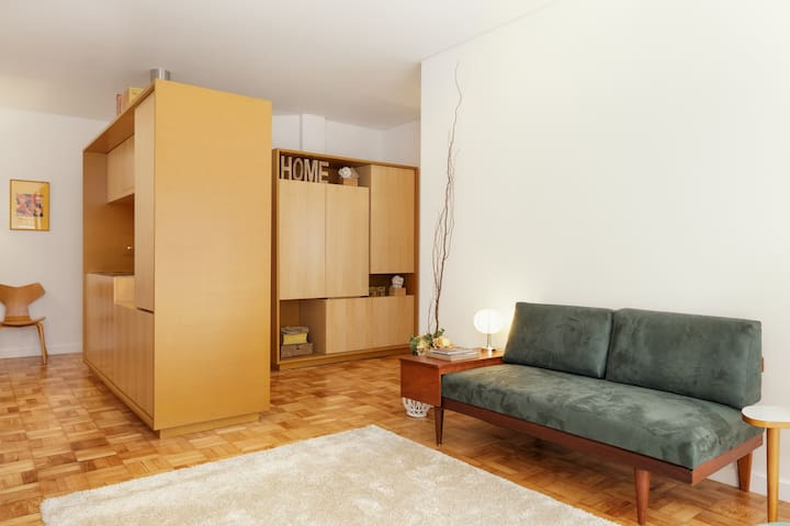 JF Cozy Apartment DOWNTOWN