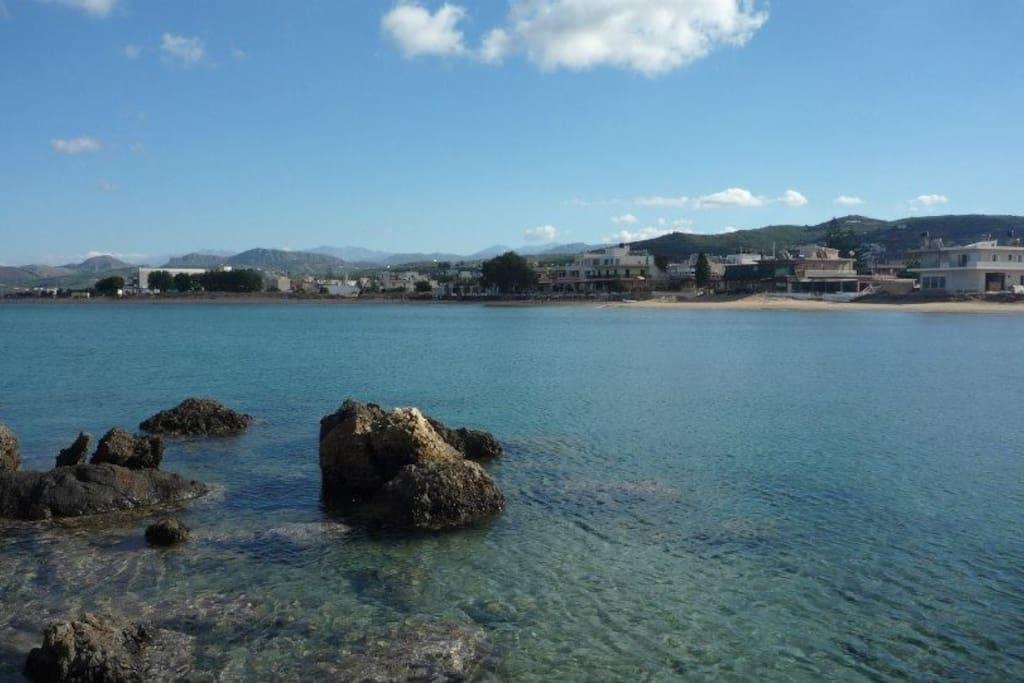 local kissamos beach