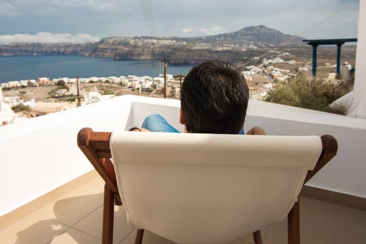 See Santorini Cave apartment  2 - Akrotiri - Caverna