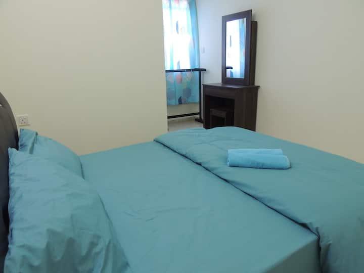 Cozy homestay (Room 01) near Sunway Lost World