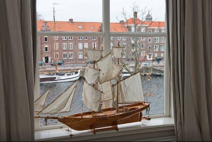 Dandy Dolphin; harbor studio M'burg - Middelbourg - Apartament